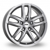 ATS Radial Plus Silver Alloy Wheels