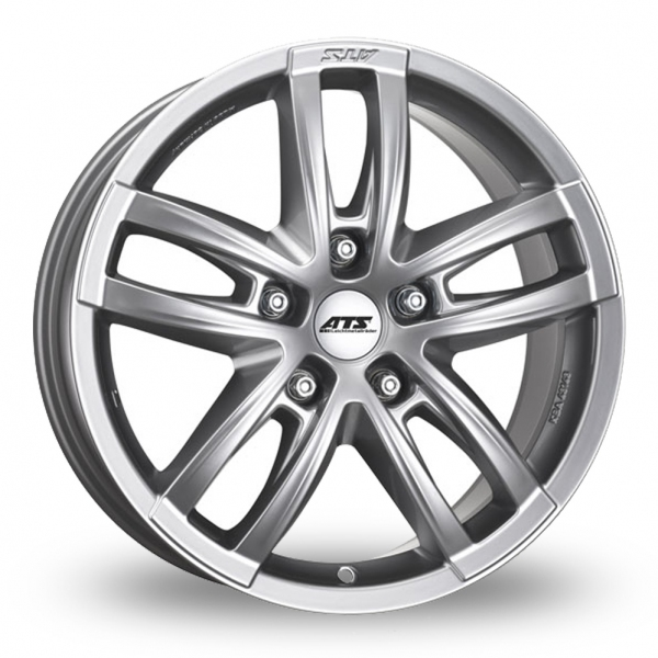 Zoom ATS Radial_Plus Silver Alloys