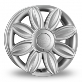 Tansy Daisy Silver Alloy Wheels