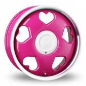 Image for Tansy Love Pink Alloy Wheels