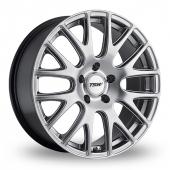 Image for TSW Mugello_5x120_Wider_Rear Silver Alloy Wheels