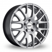Image for TSW Mugello_5x120_Low_Wider_Rear Silver Alloy Wheels