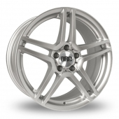 DRC DMG Silver Alloy Wheels