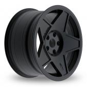 Image for ThreeSDM 0_05_5x112_Wider_Rear Black Alloy Wheels
