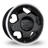 Image for Tansy Love Black_Polished Alloy Wheels
