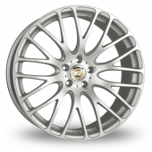 Image for Calibre Altus_5x112_Wider_Rear Silver_Polished Alloy Wheels