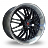 Image for Axe Ex_1ne Black Alloy Wheels
