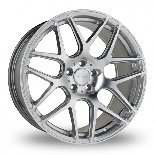 Zoom Ace D707_Mesh_7 Silver Alloys