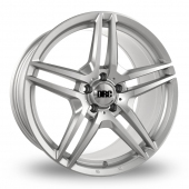 DRC DMB Silver Alloy Wheels