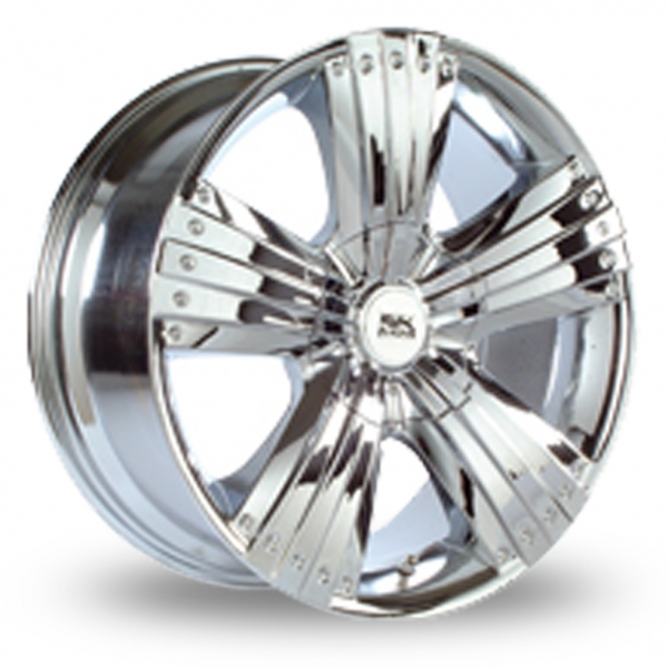 Zoom BK_Racing 259 Chrome Alloys