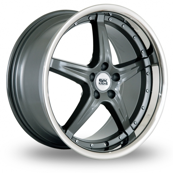 Zoom BK_Racing 993 Gun_Metal Alloys
