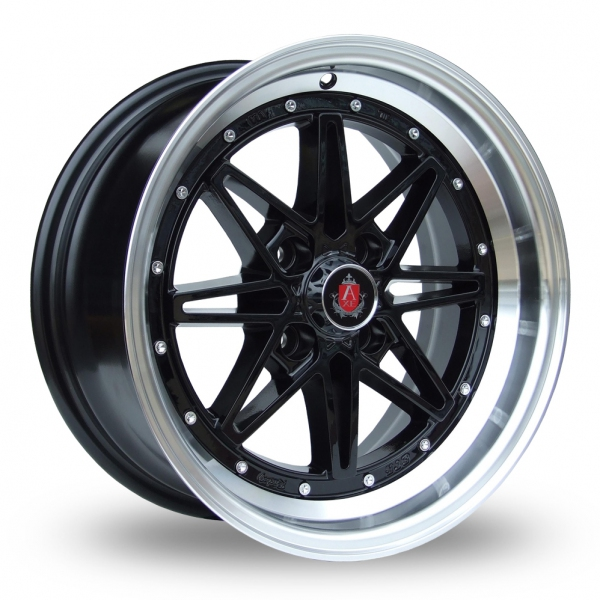 Zoom Axe Ex_4our Black_Polished Alloys