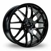 Image for Riva DTM Black Alloy Wheels