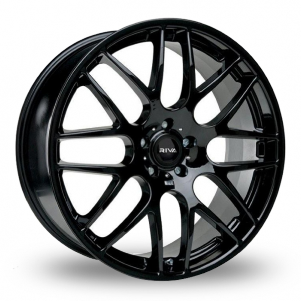 Zoom Riva DTM Black Alloys