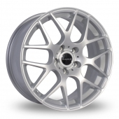 Image for Dare DR-X2 Silver Alloy Wheels