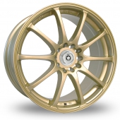 Image for Konig Feather Gold Alloy Wheels