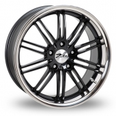 Image for Zito Belair_Wider_Rear Black Alloy Wheels