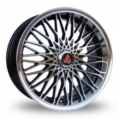 Image for Axe Ex_3hree Black_Polished Alloy Wheels