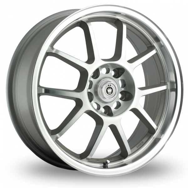 Zoom Konig Foil Silver_Polished Alloys