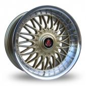 Image for Axe Ex_10en Gold Alloy Wheels