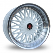 Image for Axe Ex_10en White Alloy Wheels
