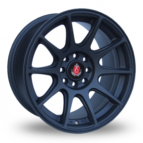 Zoom Axe Ex_8ight Black Alloys