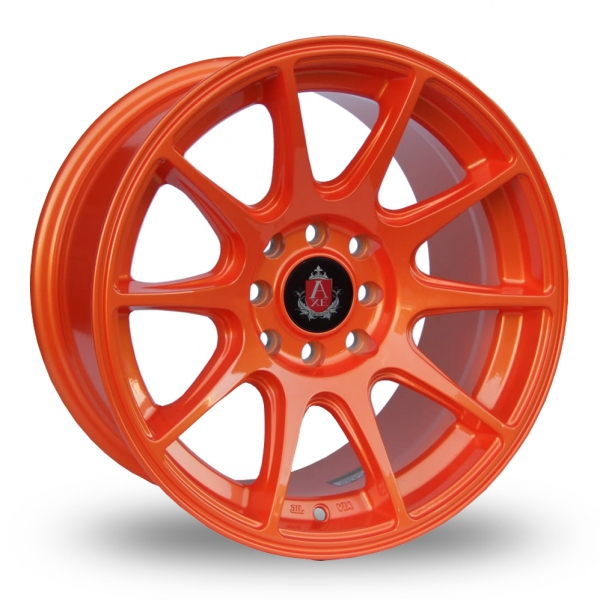 Zoom Axe Ex_8ight Orange Alloys