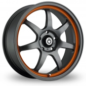 Konig Forward Grey Alloy Wheels