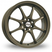 Konig Helium Bronze Alloy Wheels