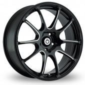 Konig Illusion Black Polished Alloy Wheels