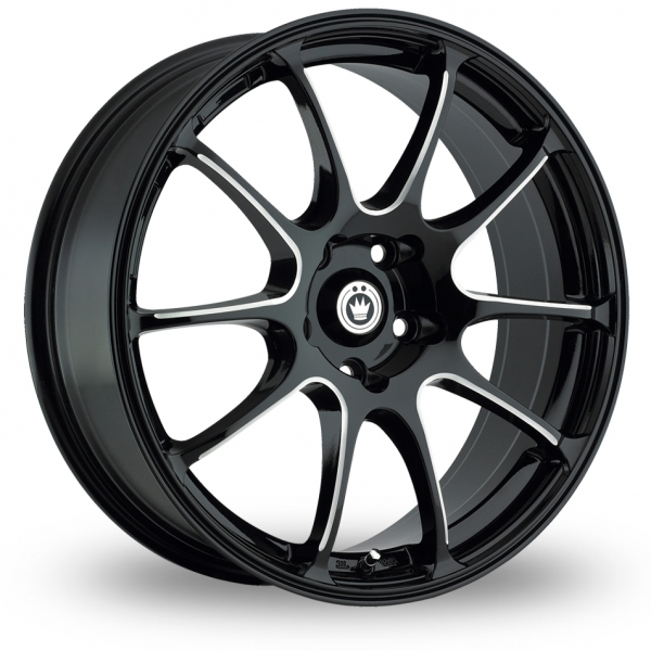 Zoom Konig Illusion Black_Polished Alloys
