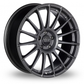 Image for OZ_Racing Superturismo_LM_5x112_Wider_Rear Graphite Alloy Wheels