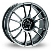 Image for OZ_Racing Ultraleggera_5x120_Wider_Rear Chrystal_Titanium Alloy Wheels