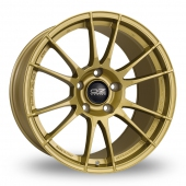 Image for OZ_Racing Ultraleggera_HLT_Wider_Rear Gold Alloy Wheels