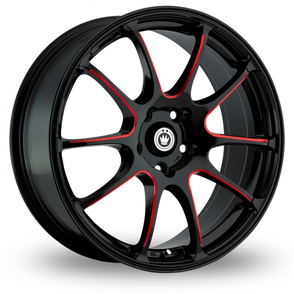Zoom Konig Illusion Black_Red Alloys