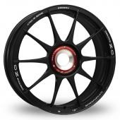 Image for OZ_Racing Superforgiata_CL Black Alloy Wheels