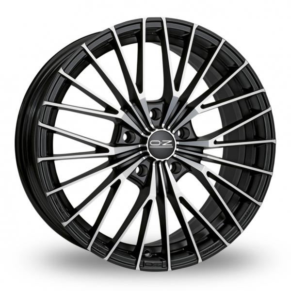 Zoom OZ_Racing Ego_5x112_Wider_Rear Black_Polished Alloys
