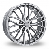 Image for OZ_Racing Italia_150_5_Stud Silver_Polished Alloy Wheels