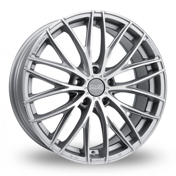 Zoom OZ_Racing Italia_150_5_Stud Silver_Polished Alloys
