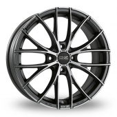 Image for OZ_Racing Italia_150_4_Stud Graphite_Polished Alloy Wheels