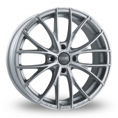 Image for OZ_Racing Italia_150_4_Stud Silver_Polished Alloy Wheels