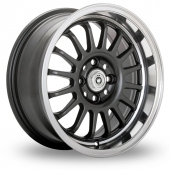 Image for Konig Retrack Graphite Alloy Wheels