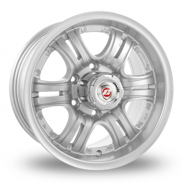 Picture of 15 Inch Calibre Terrain Alloy Wheels