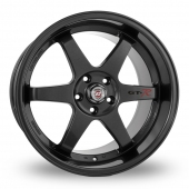Image for Calibre GTR_5x114_Wider_Rear Gun_Metal Alloy Wheels