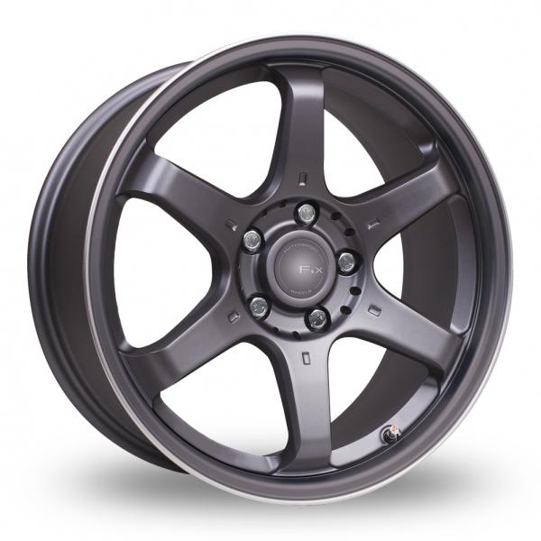 Zoom Fox_Racing MS006 Grey Alloys