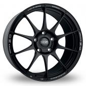 Image for OZ_Racing Superforgiata Black Alloy Wheels