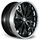 COR Wheels Aristo Signature Series Black Alloy Wheels