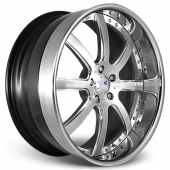 COR Wheels Ravallo Signature Series Hyper Silver Alloy Wheels