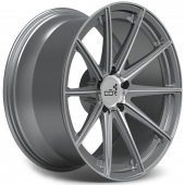 COR Wheels F1 Circuit Competiton Series Gun Metal Polished Alloy Wheels