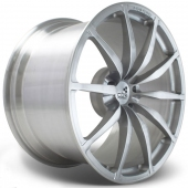 COR Wheels F1 Forma Competiton Series Silver Alloy Wheels